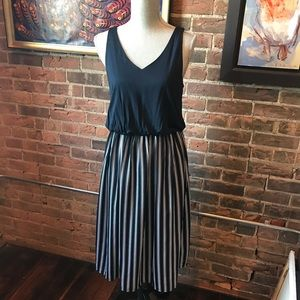 NWOT LOFT Petite Midi Dress